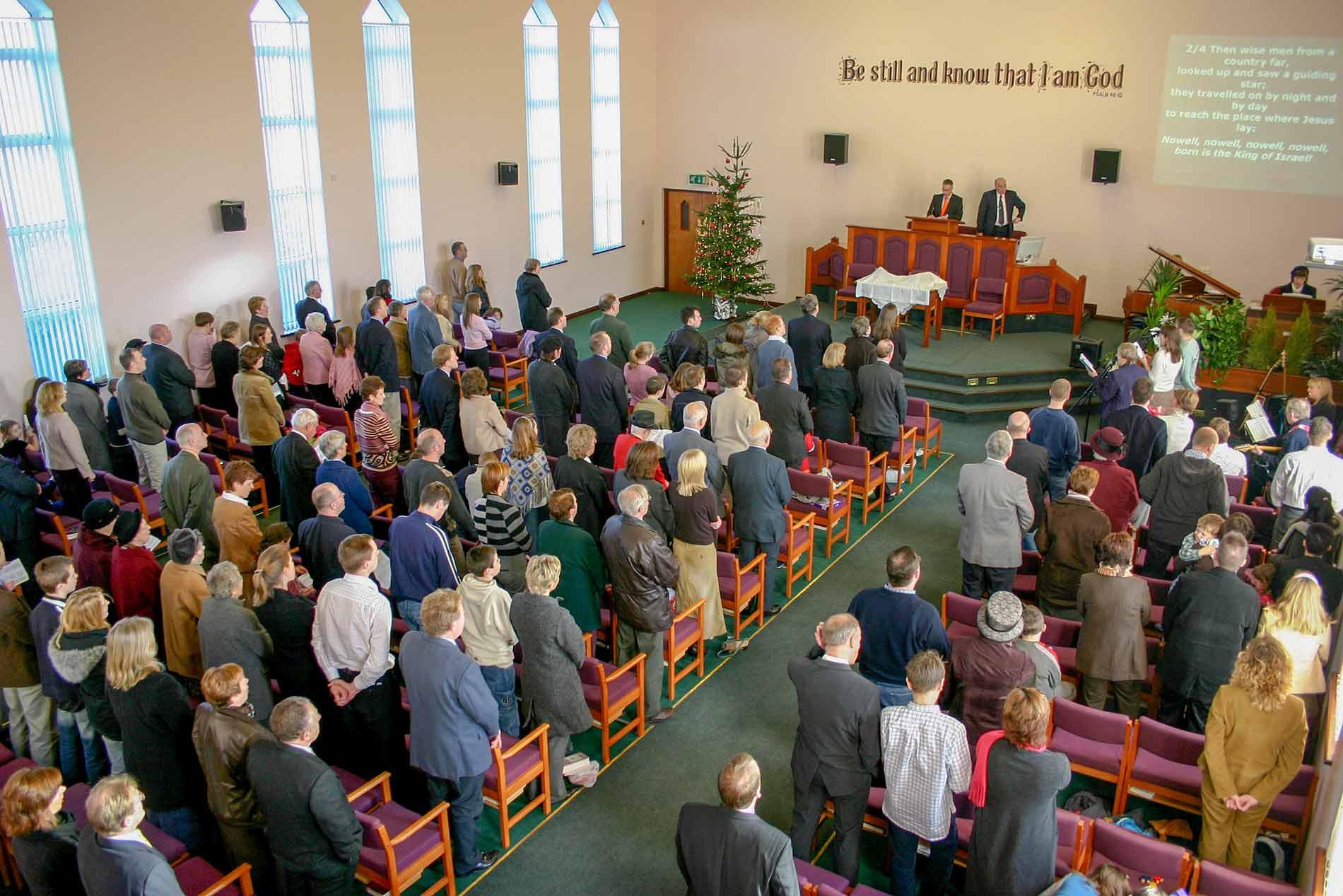 Moira Baptist Church