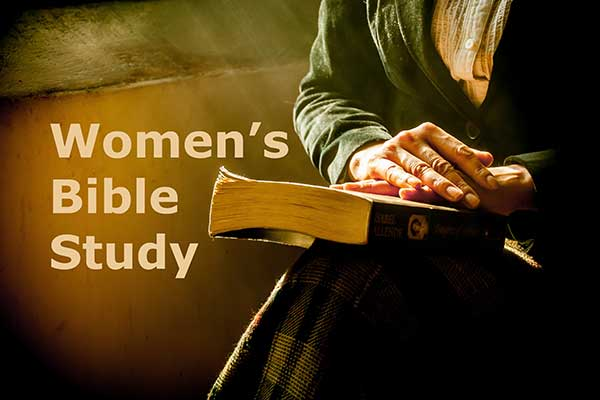 Women Bible study at Moira Baptist Church