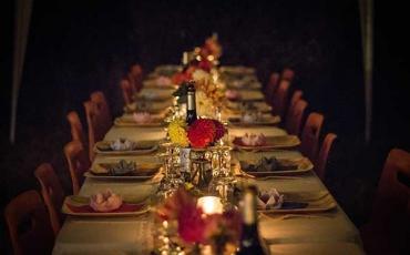 Evergreens' Christmas Dinner