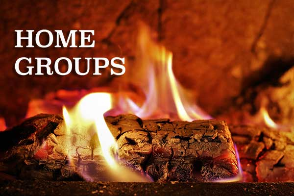 Home groups by Zoom