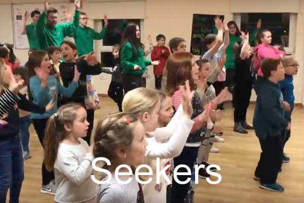 Seekers at Moira Baptist