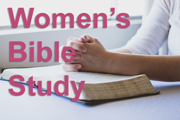 Womens Bible Study at Moira Baptist