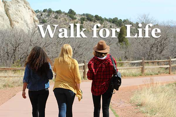BWF Walk for Life