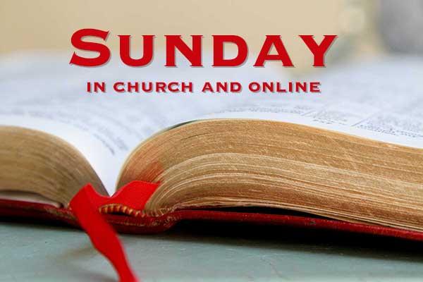 Sunday 25th October