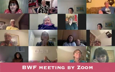 BWF 29th October by Zoom