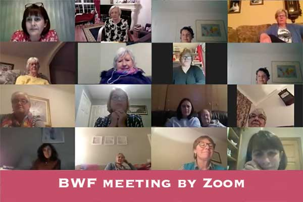 BWF via Zoom